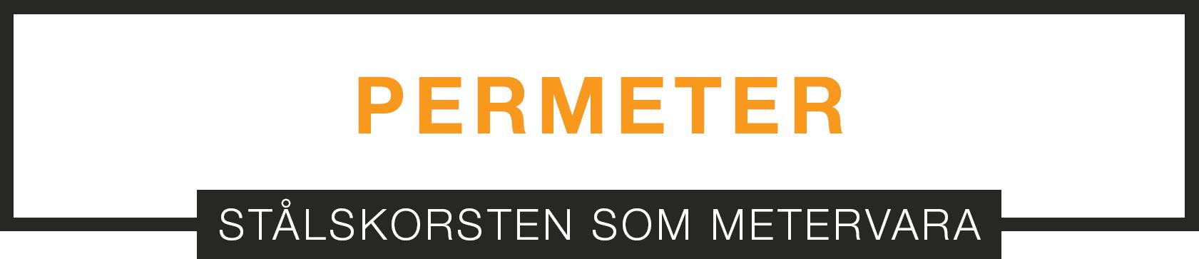 PERMETER - Stålskorsten som metervara